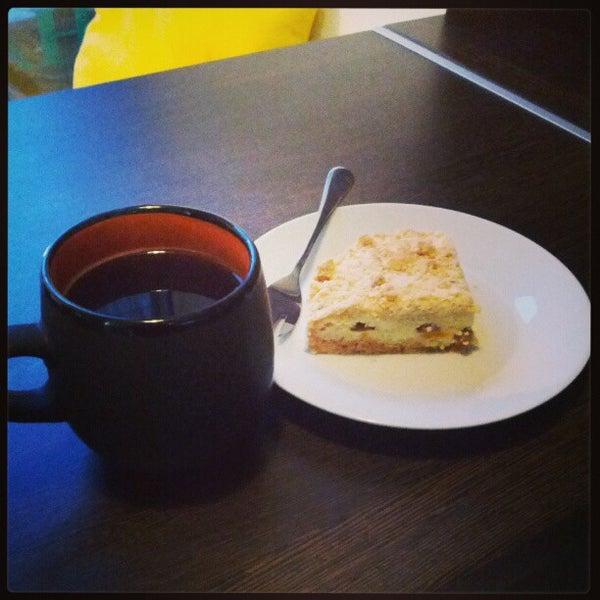 Снимок сделан в Good Morning Coffee пользователем Олег С. 2/15/2013