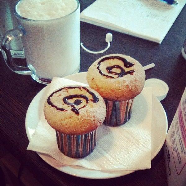 Снимок сделан в Good Morning Coffee пользователем Олег С. 7/12/2013