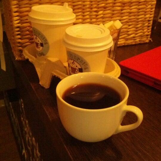 Снимок сделан в Good Morning Coffee пользователем Олег С. 1/10/2013