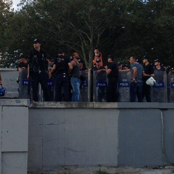 7/18/2013にAras✨ S.がTaksim Gezi Parkıで撮った写真