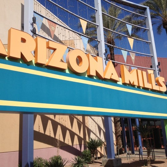 Photo taken at Arizona Mills by Mossman $. on 3/8/2013