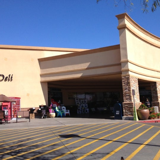 Photo taken at Fry's Food Store by Mossman $. on 3/11/2013