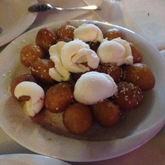 5/29/2013 tarihinde Alperen A.ziyaretçi tarafından Cunda Deniz Restaurant'de çekilen fotoğraf