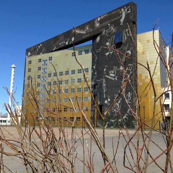 Снимок сделан в Фондохранилище Государственного Эрмитажа пользователем Dmitry T. 5/1/2013