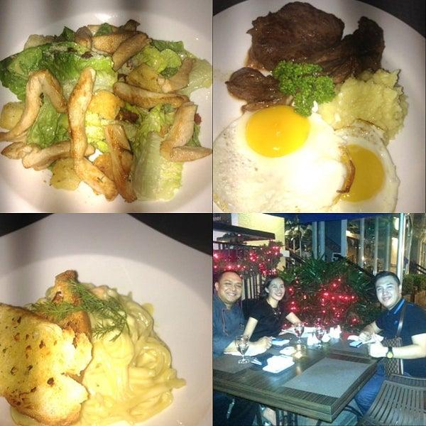 Photo taken at Sweet Bella Cafe by ChefMarvz on 10/25/2013