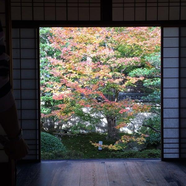11/22/2015にGONGONが瑠璃山 雲龍院で撮った写真