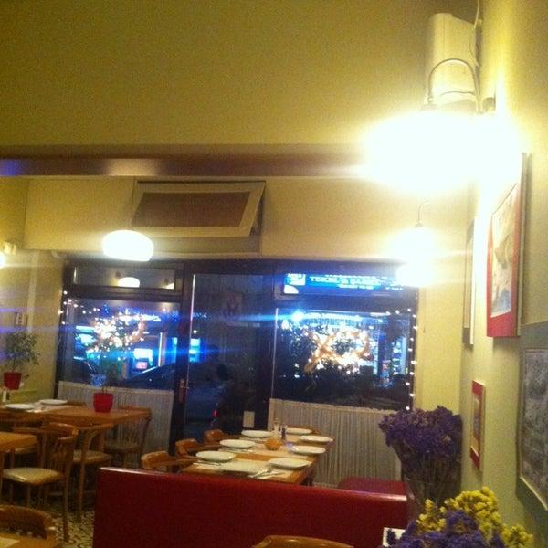 Photo taken at Sıdıka Meze Restoranı by Duygu ö. on 2/7/2014