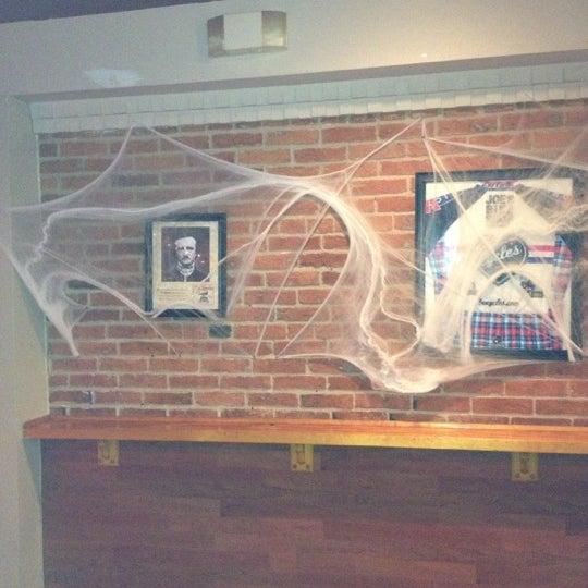 Photo taken at Alexander's Tavern by Torran C. on 10/26/2012