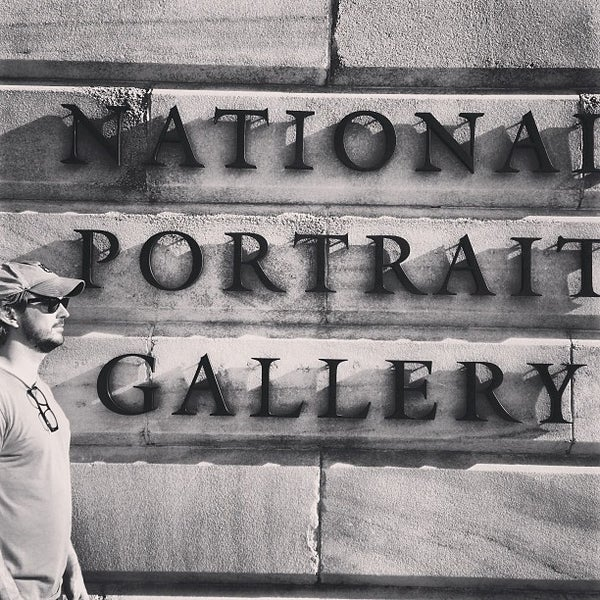 Photo taken at National Portrait Gallery by Chris M. on 5/21/2013