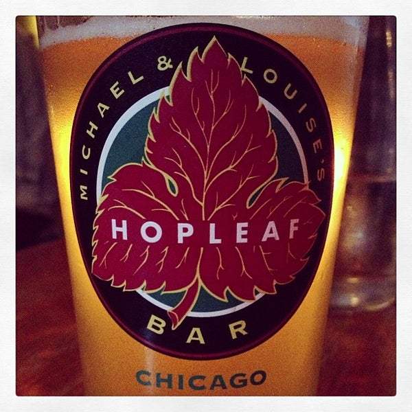Photo taken at Hopleaf Bar by Jeremy J. on 7/13/2013