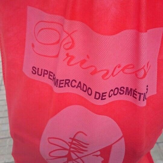 Foto tirada no(a) Princesa Supermercado de Cosméticos Sorocaba por Larissa F. em 5/2/2015