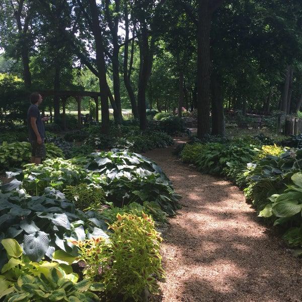 Springfield Botanical Center Springfield Mo