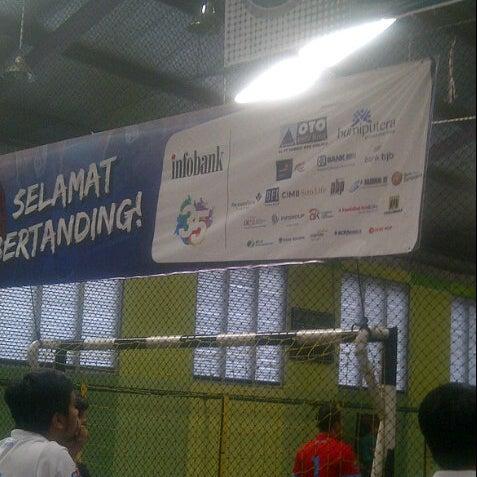 Foto tomada en Planet Futsal por agus s. el 1/11/2014