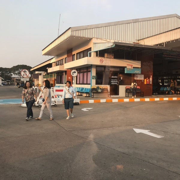 รูปภาพถ่ายที่ สถานีขนส่งผู้โดยสารจังหวัดน่าน โดย Khim N. เมื่อ 2/10/2018