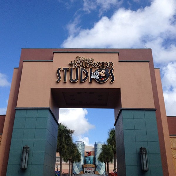 Photo taken at Disney's Hollywood Studios by Guilherme D. on 8/19/2013