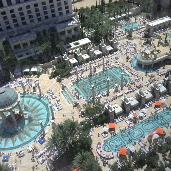 Photo taken at Caesars Palace Hotel & Casino by Tyler S. on 6/1/2013