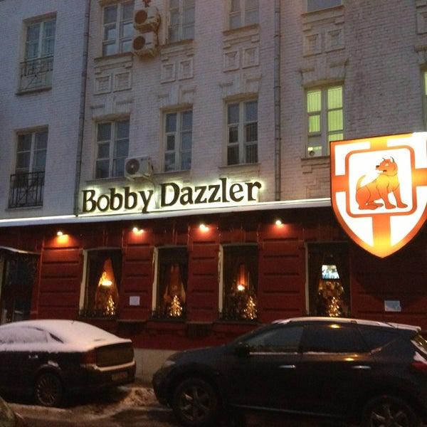 Снимок сделан в Bobby Dazzler Pub пользователем Natalia B. 1/12/2013