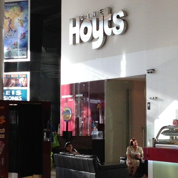 Foto tomada en Cine Hoyts por Javier C. el 2/20/2013