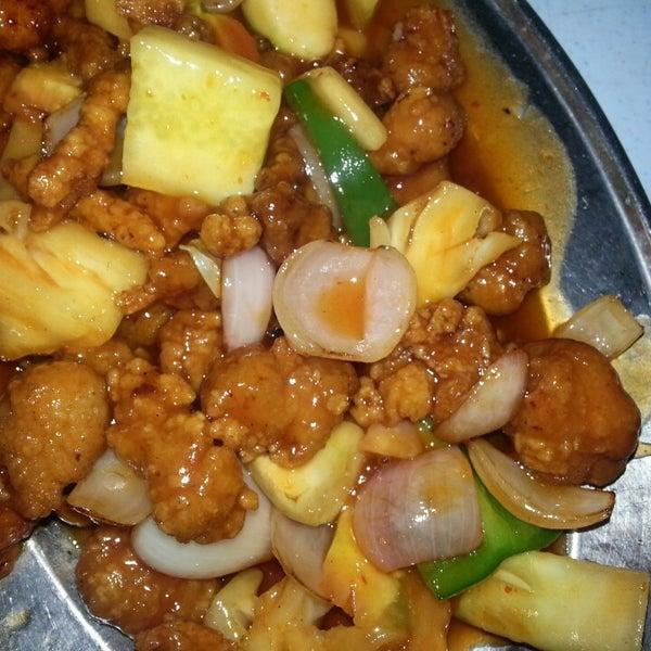 Tan Hua Chinese Food