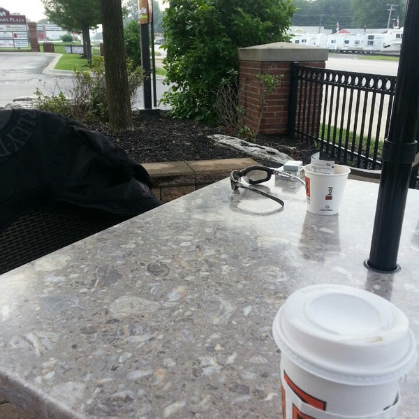 Photo taken at BIGGBY COFFEE by Heather H. on 7/3/2013