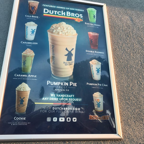 Photo taken at Dutch Bros. Coffee by isaac g. on 9/30/2017
