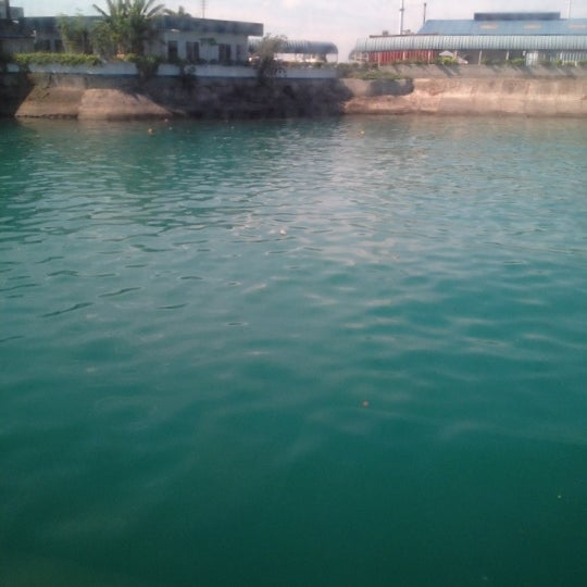Photo taken at Tagbilaran City Bohol Port by Mayelle J. on 12/12/2012