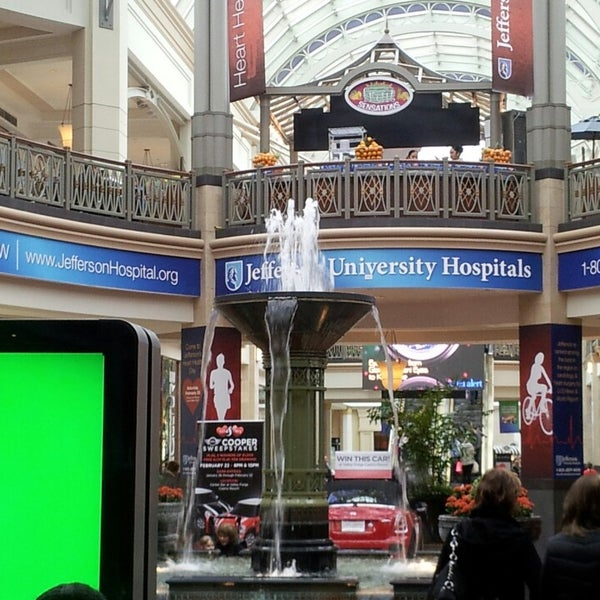 Photo taken at King of Prussia Mall by Vagabond B. on 2/23/2013