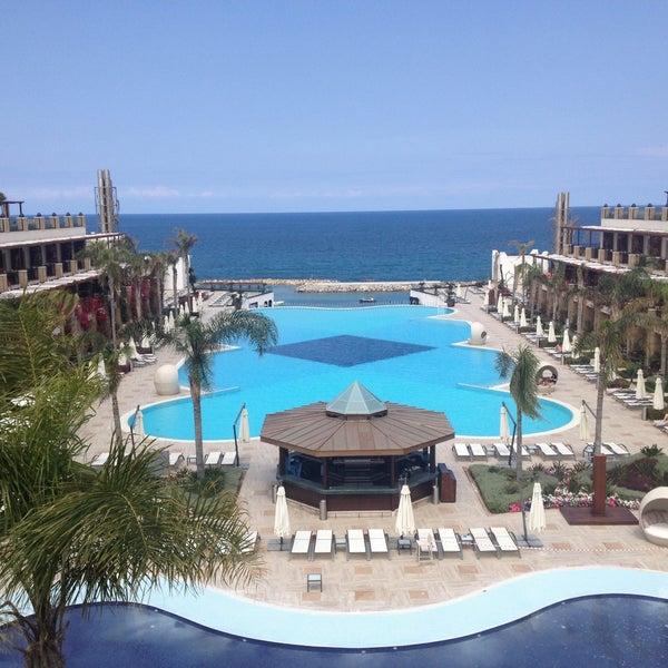 4/18/2013 tarihinde Kerimziyaretçi tarafından Cratos Premium Hotel & Casino'de çekilen fotoğraf