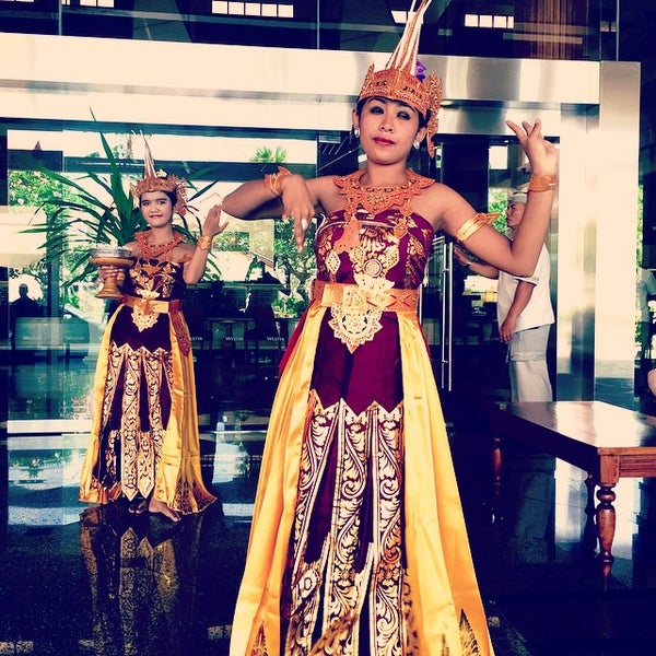 Photo taken at Bali International Convention Centre (BICC) by Nitin S. on 11/27/2014