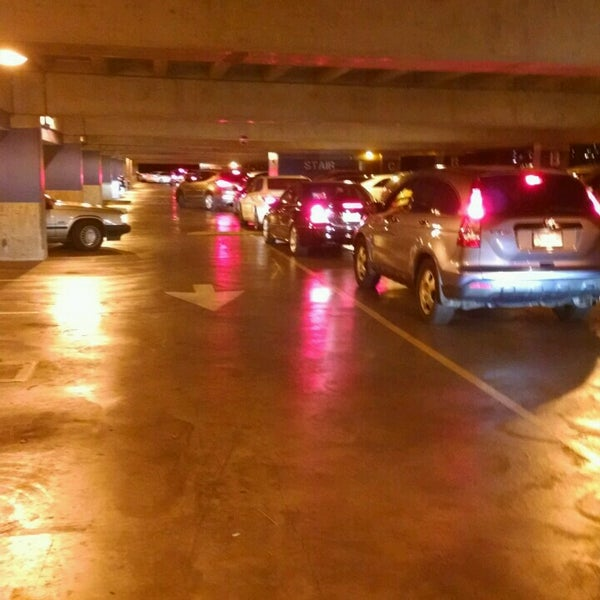 Zone 20 Parking Structure Manoa Honolulu Hi