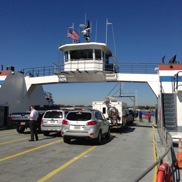 St John Car Ferry Cost