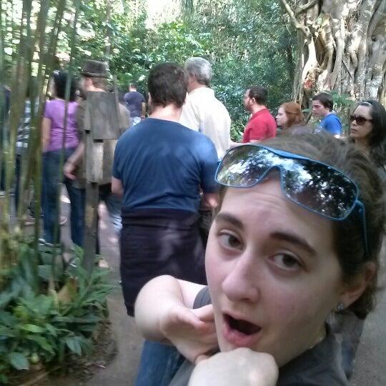 Photo taken at Maharajah Jungle Trek by Chuck E. on 12/28/2012