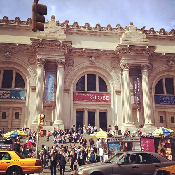 Photo taken at Metropolitan Museum of Art by fay f. on 9/16/2013