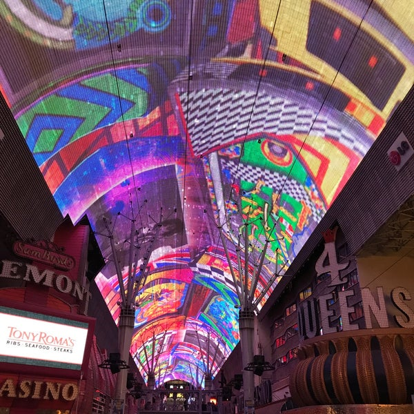 Photo taken at Downtown Las Vegas by Mohammed A. on 7/25/2017