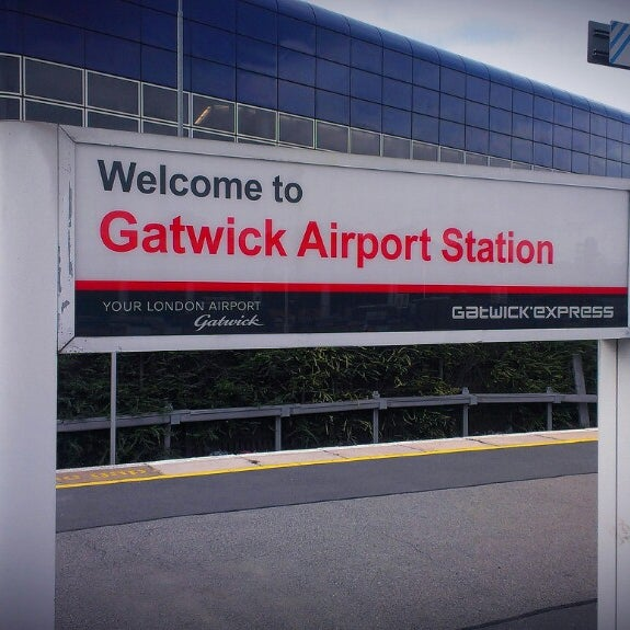 gatwick airport - photo #34