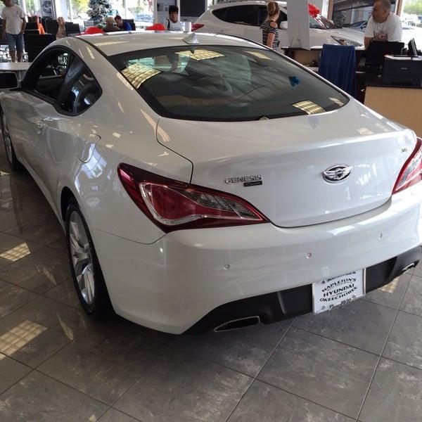 Napleton Hyundai Auto Dealership
