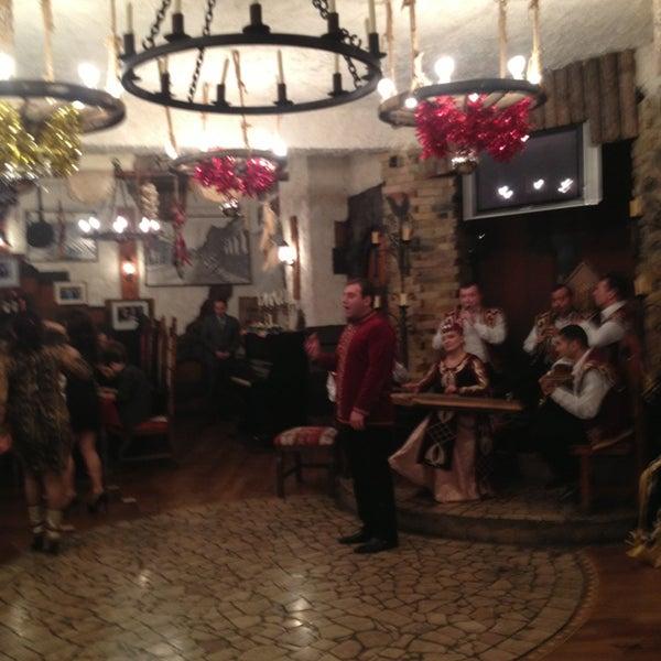 Снимок сделан в Old Erivan Restaurant Complex пользователем Edo M. 12/28/2012