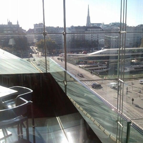 Photo taken at Sofitel Vienna Stephansdom by M P. on 10/8/2013