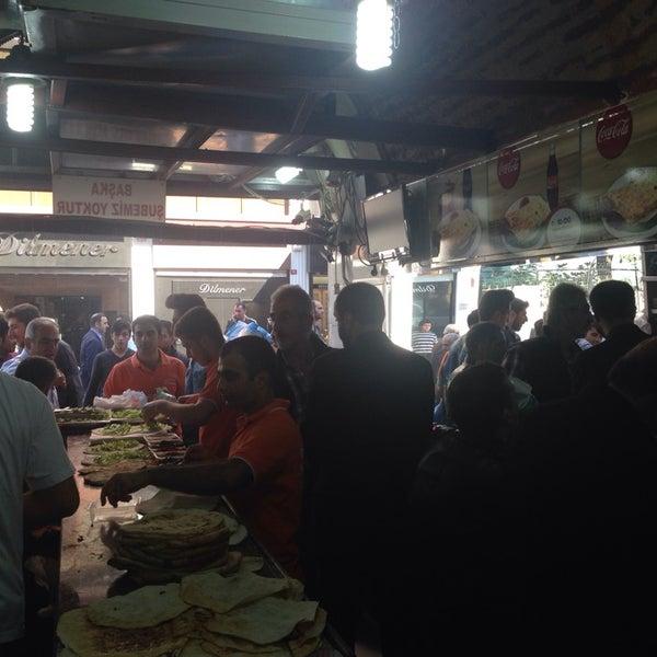 10/20/2014 tarihinde Serdar ö.ziyaretçi tarafından Dürümcü Mustafa'de çekilen fotoğraf