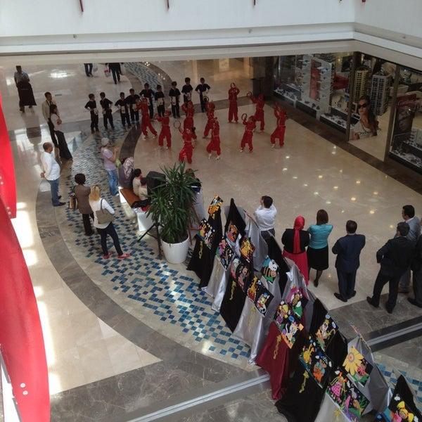 5/24/2013 tarihinde Yunus K.ziyaretçi tarafından Atlantis Alışveriş ve Eğlence Merkezi'de çekilen fotoğraf