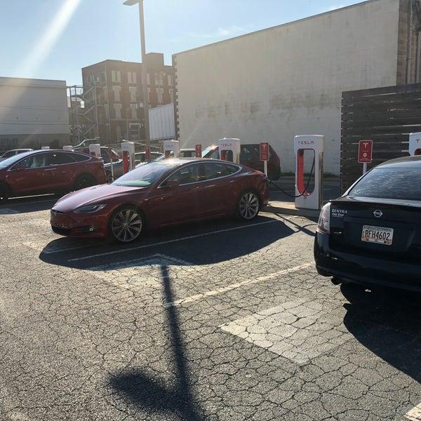Tesla EV Supercharging Station - 1 tip from 29 visitors