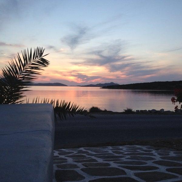 Photo taken at Siparos by despoina K. on 6/8/2013