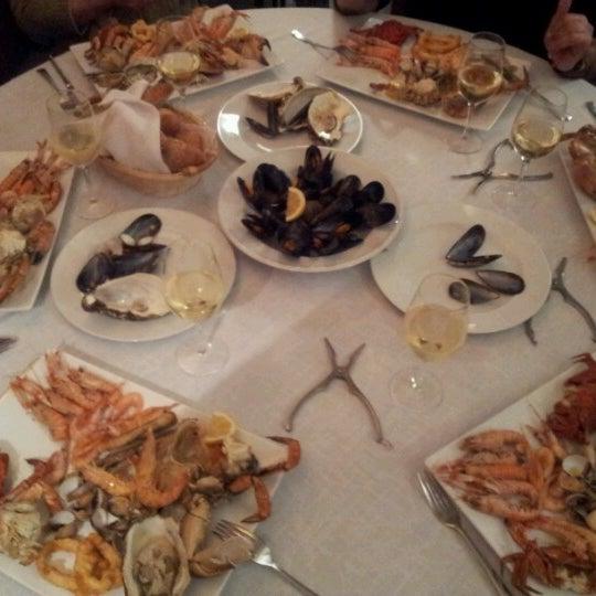 Foto tomada en Restaurant Balandra por Carme R. el 1/26/2013
