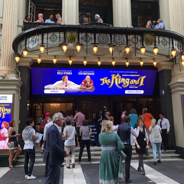Foto scattata a The London Palladium da Tetsuya W. il 7/14/2018