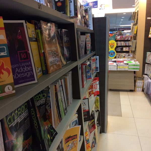 Photo Taken At Gramedia By Ri Dho On 6 29 2017