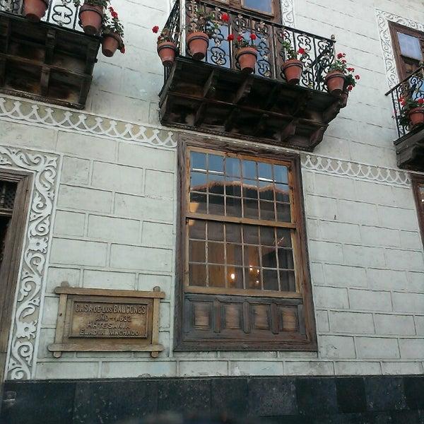 Foto tomada en La Casa De Los Balcones por Юлия el 9/3/2014