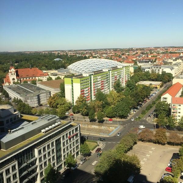 Das Foto wurde bei The Westin Leipzig von Urs K. am 8/31/2016 aufgenommen