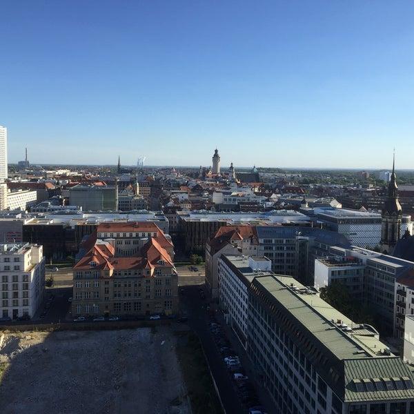 Das Foto wurde bei The Westin Leipzig von Urs K. am 8/30/2016 aufgenommen