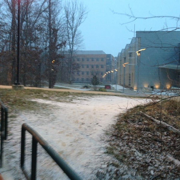 Photo taken at George Mason University by Cateyes G. on 2/2/2013