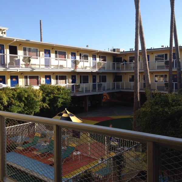 Photo taken at Hotel Del Sol by Mer R. on 10/22/2013